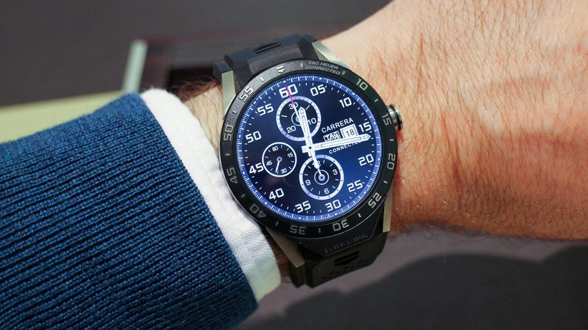 "Tag Heuer May Soon Launch ""Connected Modular"", A Fully Customizable Android Wear 2.0 Smartwatch"